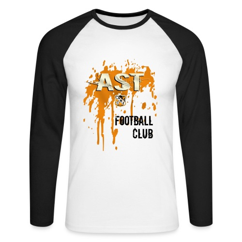 AST 20 - T-shirt baseball manches longues Homme