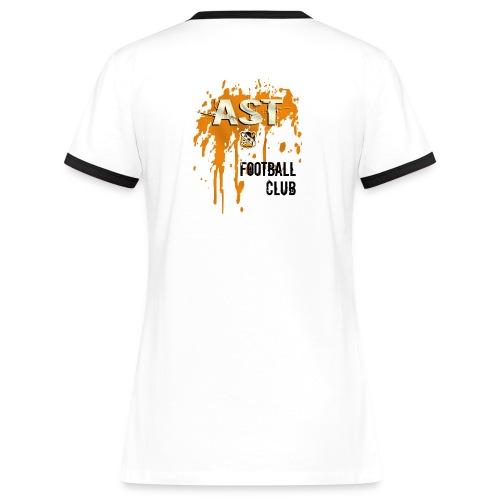 AST 20 - T-shirt contrasté Femme