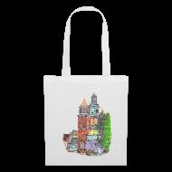 Bags & Backpacks ~ Tote Bag ~ Castle Tote Bag