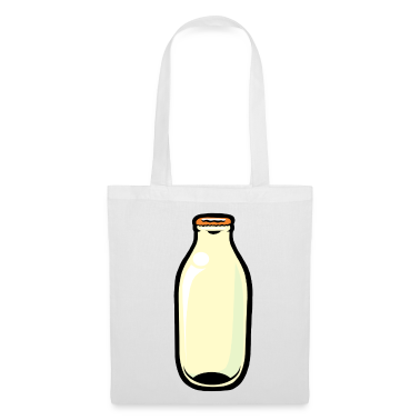 White Milk Bottle Bags