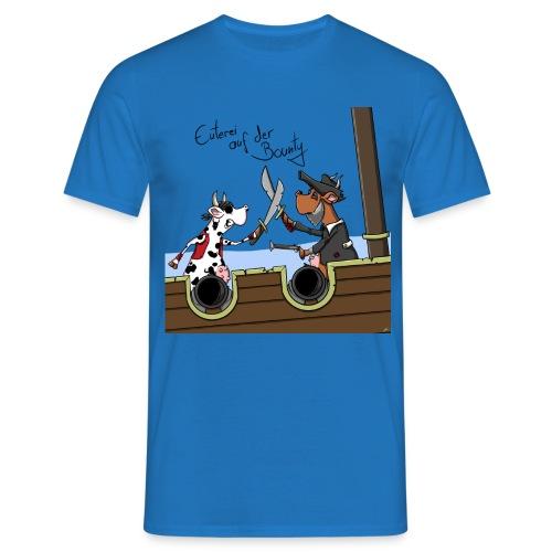 Shirt Herren - Euterei - Männer T-Shirt