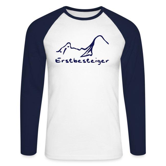 Baseball Shirt Erstbesteiger