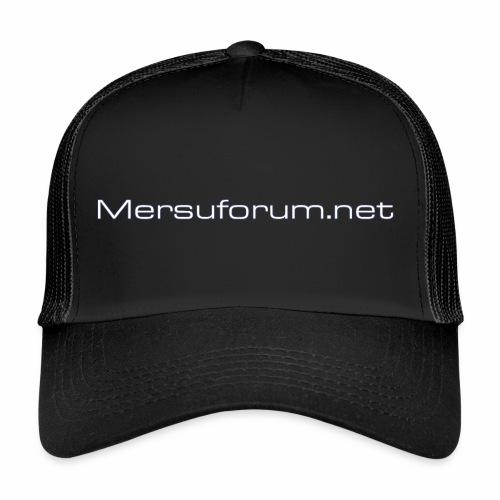 Mersuforum.net -Classic trucker-lippis - Trucker Cap