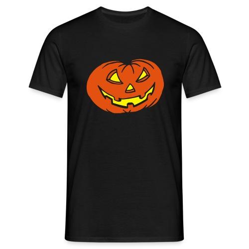 Kürbis - Halloween - T-Shirt - Männer T-Shirt