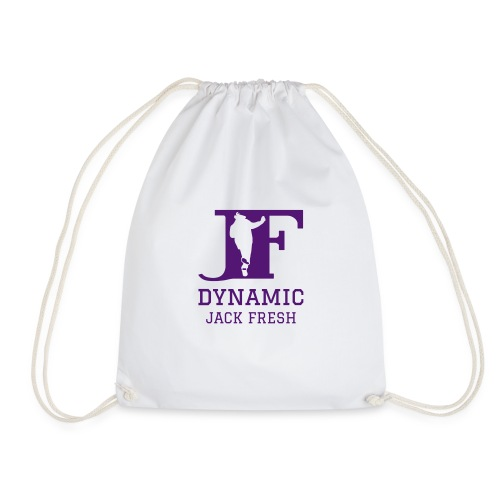 Classic-Fit T-Shirt - Drawstring Bag
