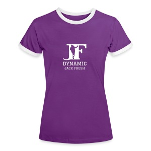 Classic-Fit T-Shirt - Women's Ringer T-Shirt