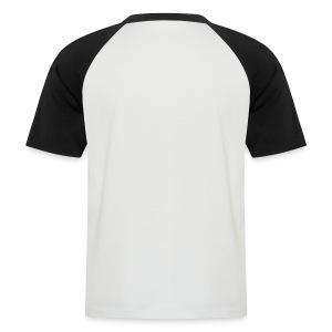 Love Is Love-Button groß - Männer Baseball-T-Shirt