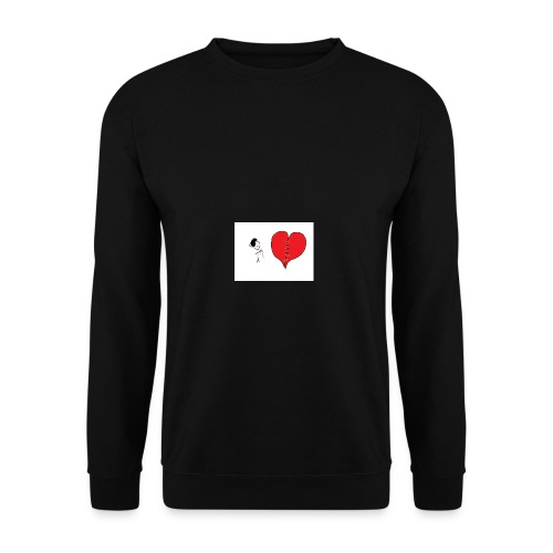 5 : black - Men's Sweatshirt