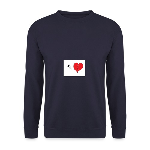 5 : navy - Men's Sweatshirt