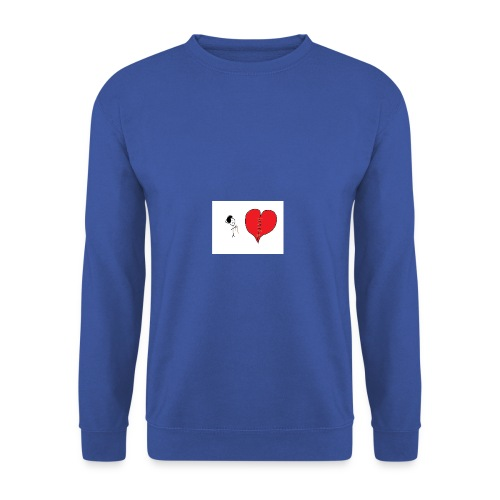 5 : royal blue - Men's Sweatshirt