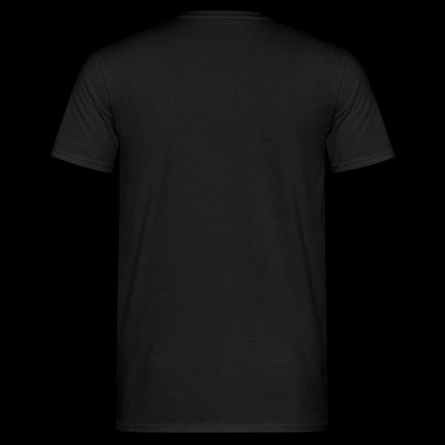 Goottiromanttinen logo, t-paita etupainatuksella