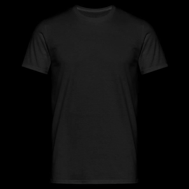 Rautaristi & Kalmanrauta, t-paita selkäpainatuksella