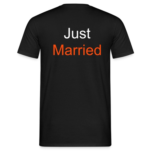 Married - Men's T-Shirt
