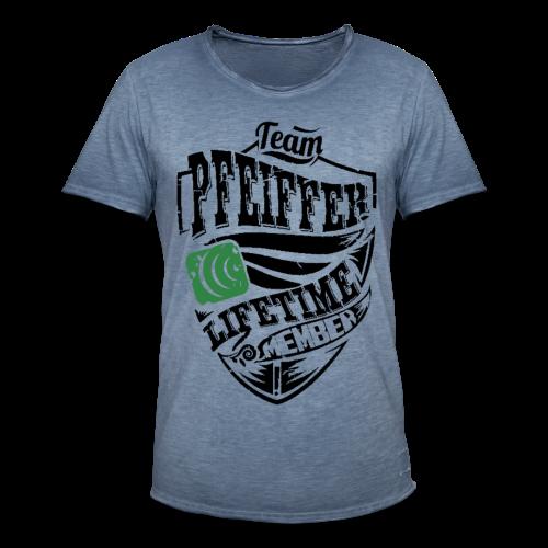 Team Pfeiffer Männer T-Shirt - Männer Vintage T-Shirt