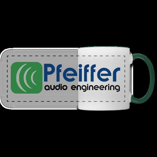 Pfeiffer audio engineering Tasse - Panoramatasse