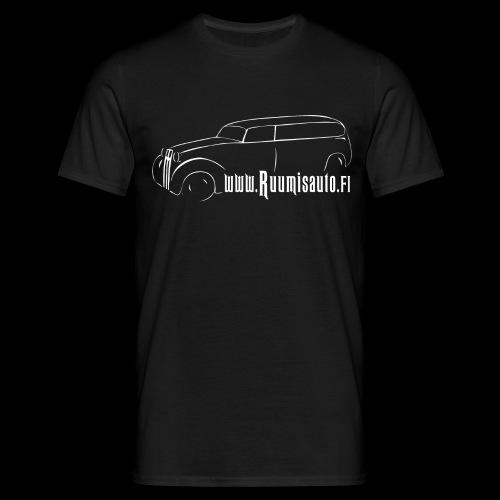 1-vuotispaitamalli t-paitana - Miesten t-paita