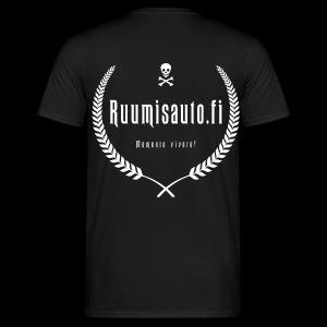 10-vuotismallia mukaileva t-paita selkäpainatuksella - Männer T-Shirt