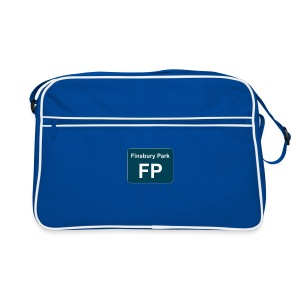 FP shed sticker - Retro Bag