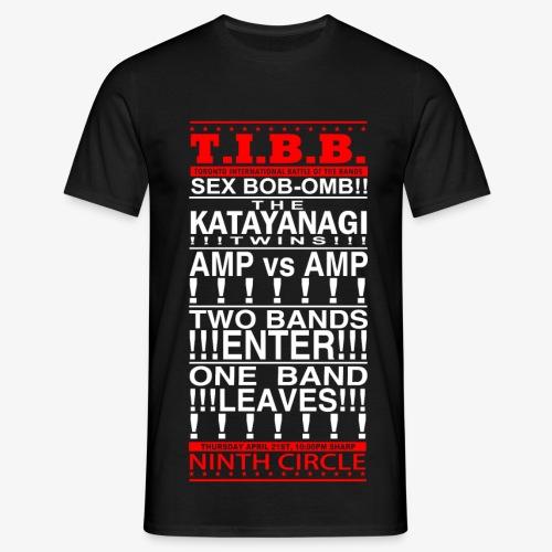 AMP vs AMP - Men's T-Shirt