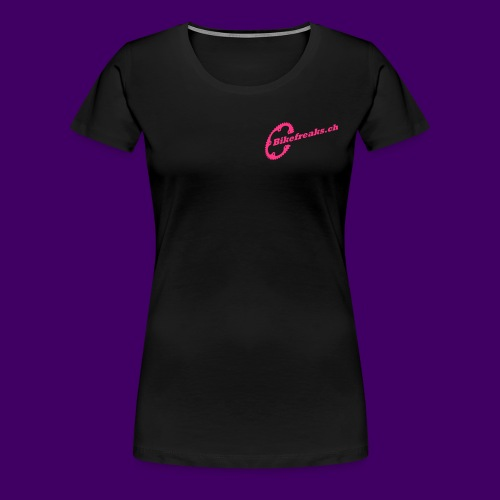 Frauen Premium T-Shirt Pink Serie2 - Frauen Premium T-Shirt