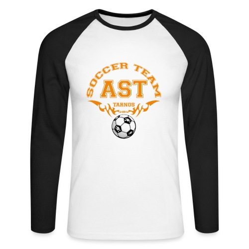 AST 26 - T-shirt baseball manches longues Homme