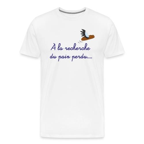 A la recherche... TS H Premium - T-shirt Premium Homme