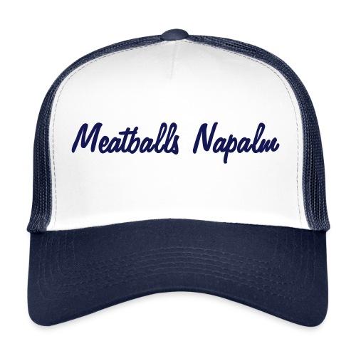 MBN Trucker Cap Schriftzug - Trucker Cap