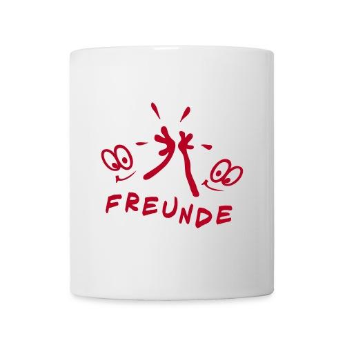 Freunde - Tasse
