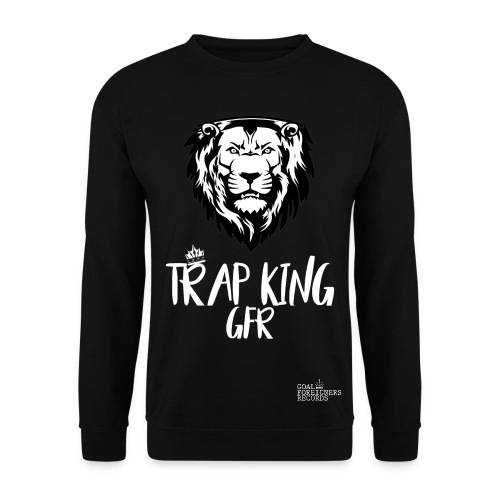 Pull GFR trap king - Sweat-shirt Homme