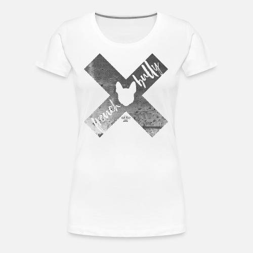 French Bully - Frauen Premium T-Shirt