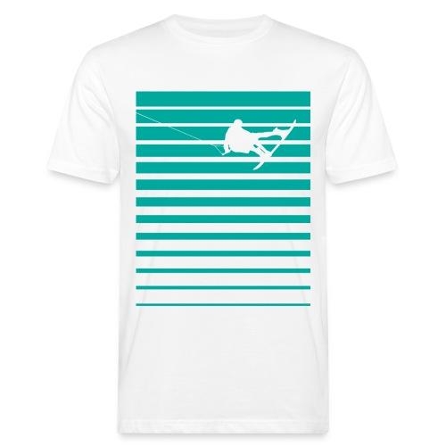 Wakefails.com Shirt #Green - Männer Bio-T-Shirt