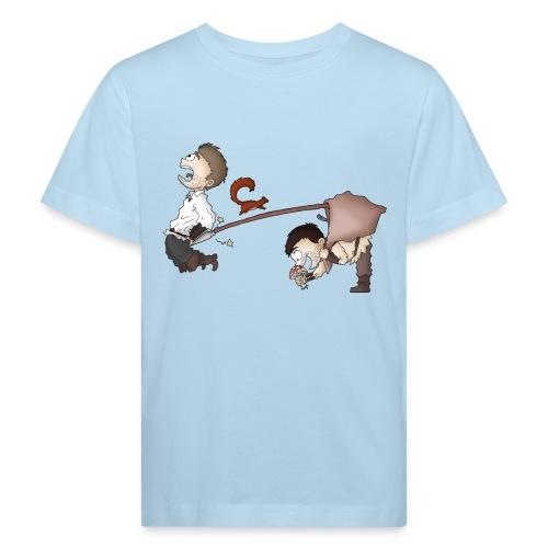 T-shirt enfant Galéjade et Calembour - Lance - T-shirt bio Enfant