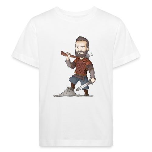 T-shirt enfant Teuz le brave - T-shirt bio Enfant