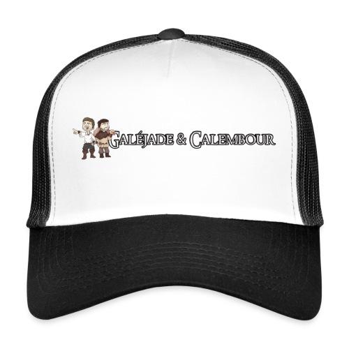 Casquette Galéjade et Calembour - Trucker Cap