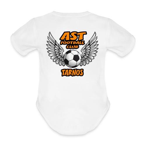 AST 32 - Body bébé bio manches courtes