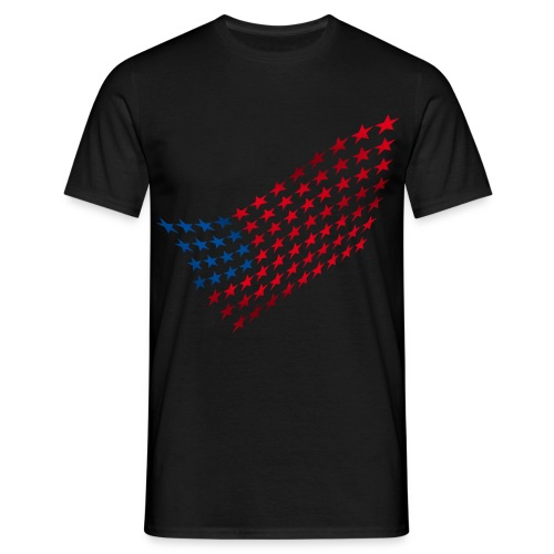 u.s stars - Men's T-Shirt