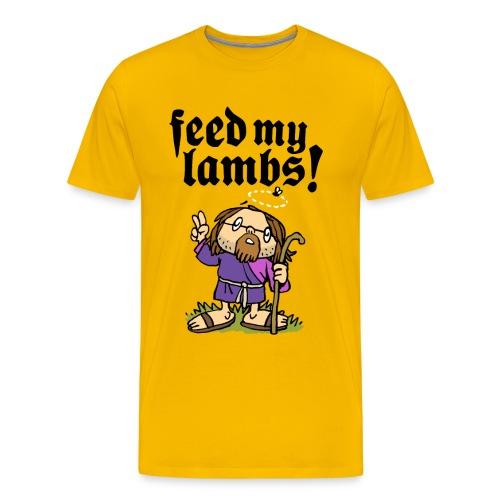 Super Jesus - Männer Premium T-Shirt