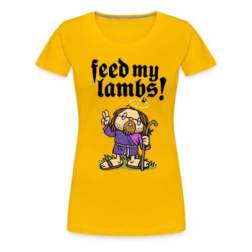 Super Jesus - Frauen Premium T-Shirt