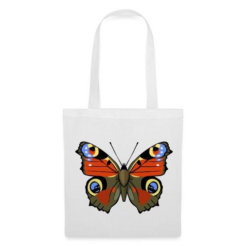 Vlinder - Tas van stof