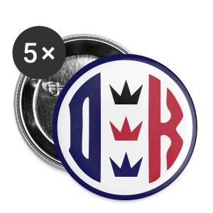 DKpin - Buttons mittel 32 mm