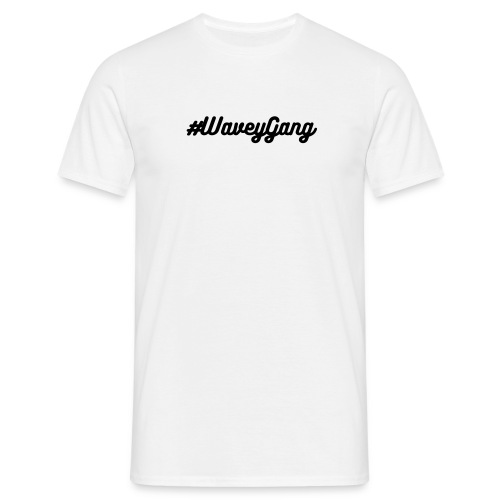 #wavey gang t shirts - Men's T-Shirt