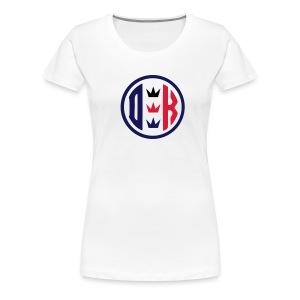 DKident - Frauen Premium T-Shirt