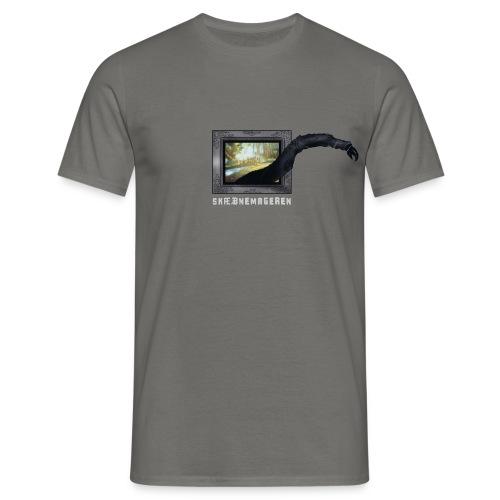 SKÆBNEMAGEREN - voksen - Herre-T-shirt