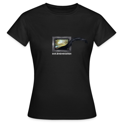 SKÆBNEMAGEREN - voksen, kvinder - Dame-T-shirt