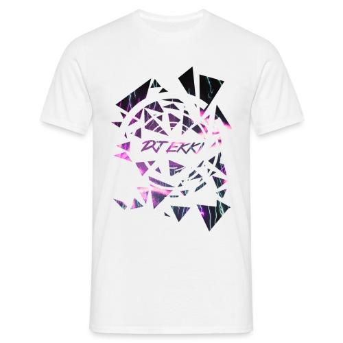 DJ Ekki Shatter Thunder - Männer T-Shirt