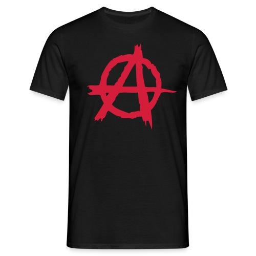 Anarchy - Mannen T-shirt