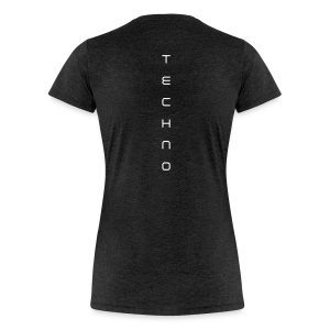 TECHNO - Frauen Premium T-Shirt
