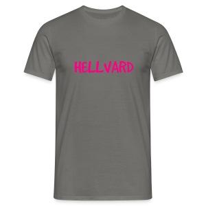 Hellvard Logo (1) - T-skjorte for menn
