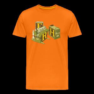 F-H-R-Container - Men's Premium T-Shirt