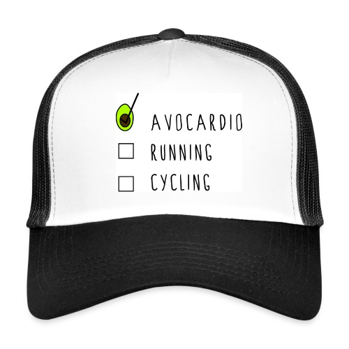 Sport cap Avocardio - Trucker Cap